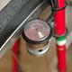Rennrad Felgendynamo LED-Lichtanlage 3